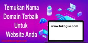 domain terbaik untuk website bisnis