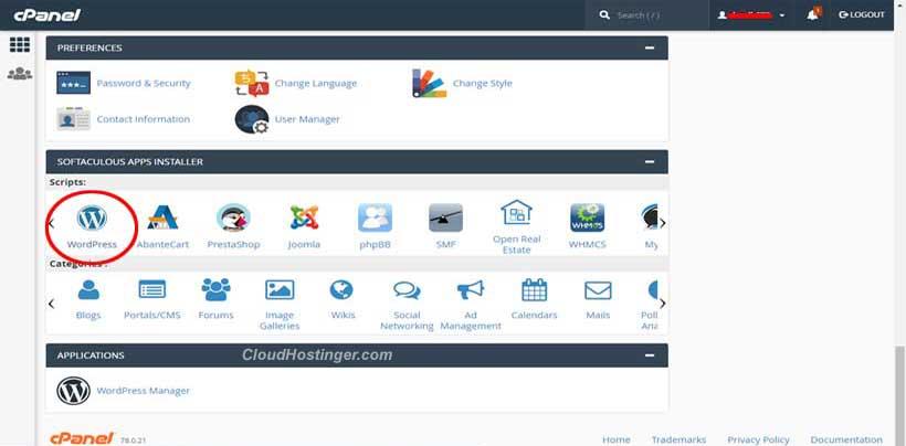Panduan Import WordPress di cPanel